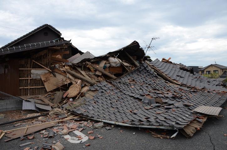 古い住宅ほど、災害時に損壊しやすい!
